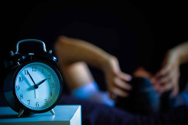 insomnia is a productivity killer